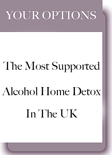 I need detox at home